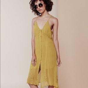 For love and lemons prickly pear dress